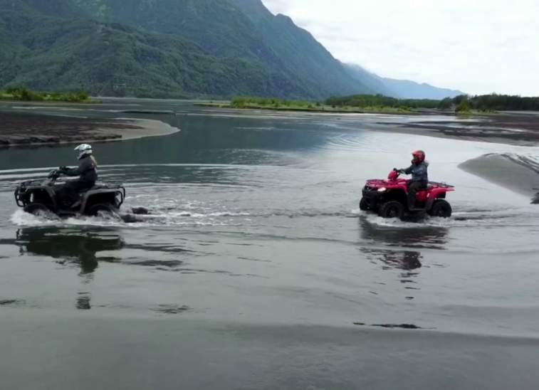 Knik Glacier ATV Tours
