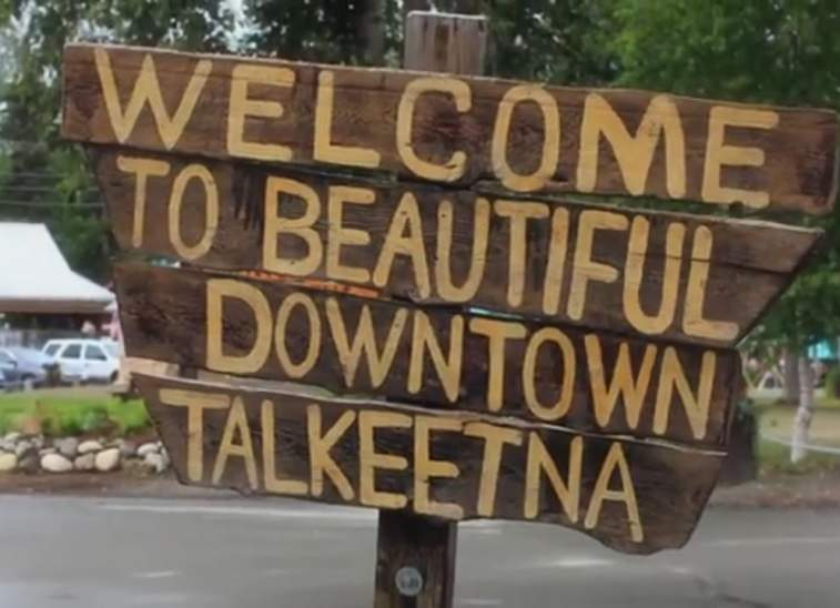 Talkeetna Video