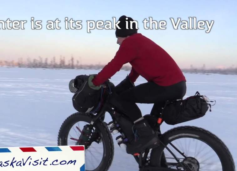 Fat Tire Biking in the Mat-Su Valley