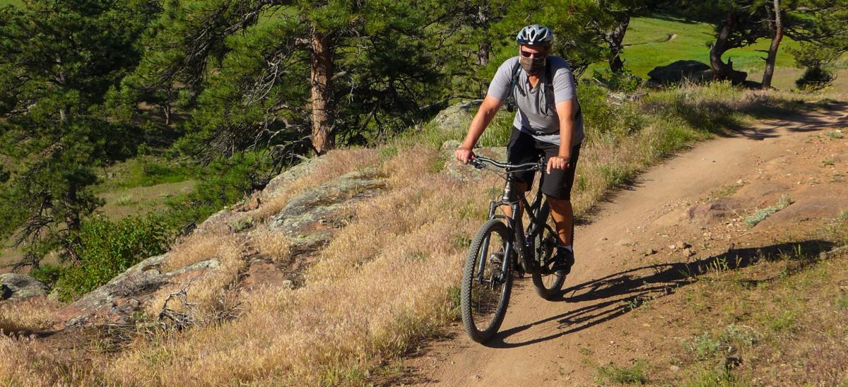 Mountain Biking Hall