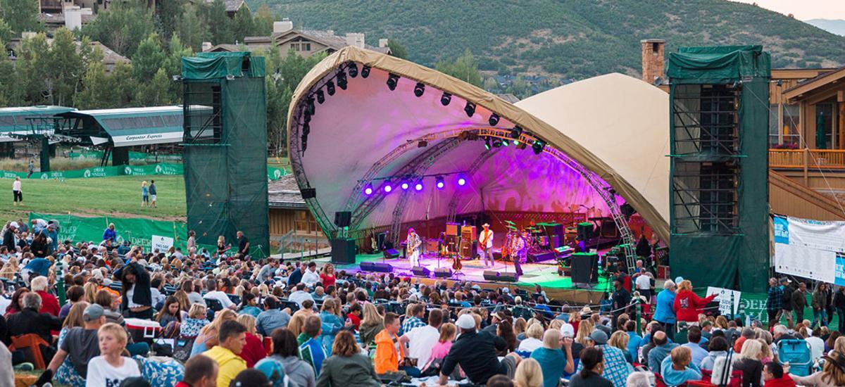 Deer Valley Summer Concert