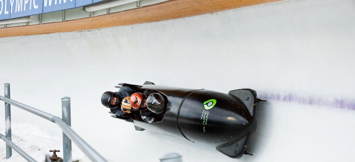 UOP Winter Bobsled- blog