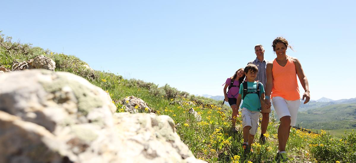 Family Hike Header
