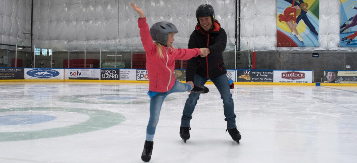 Ice Skating at Park City Ice Arena