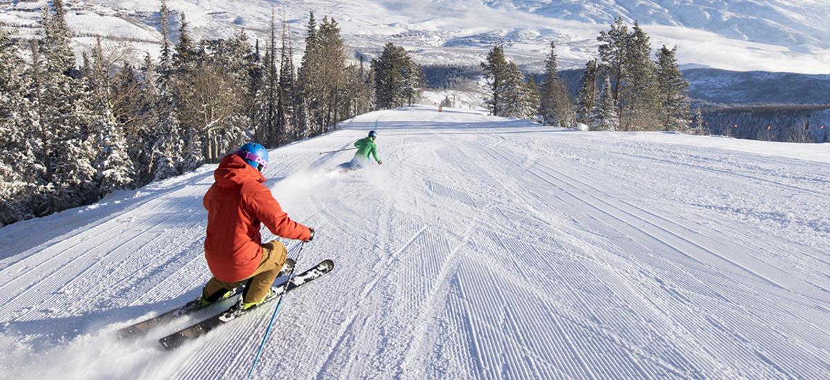 Ski Runs Blog Header