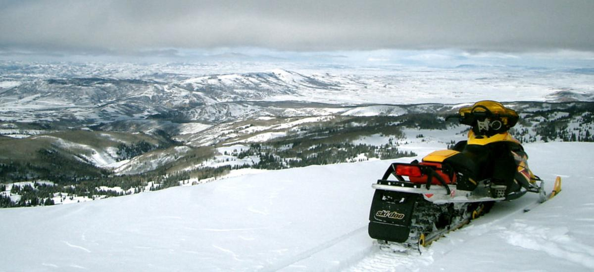RR -Snowmobiling blog