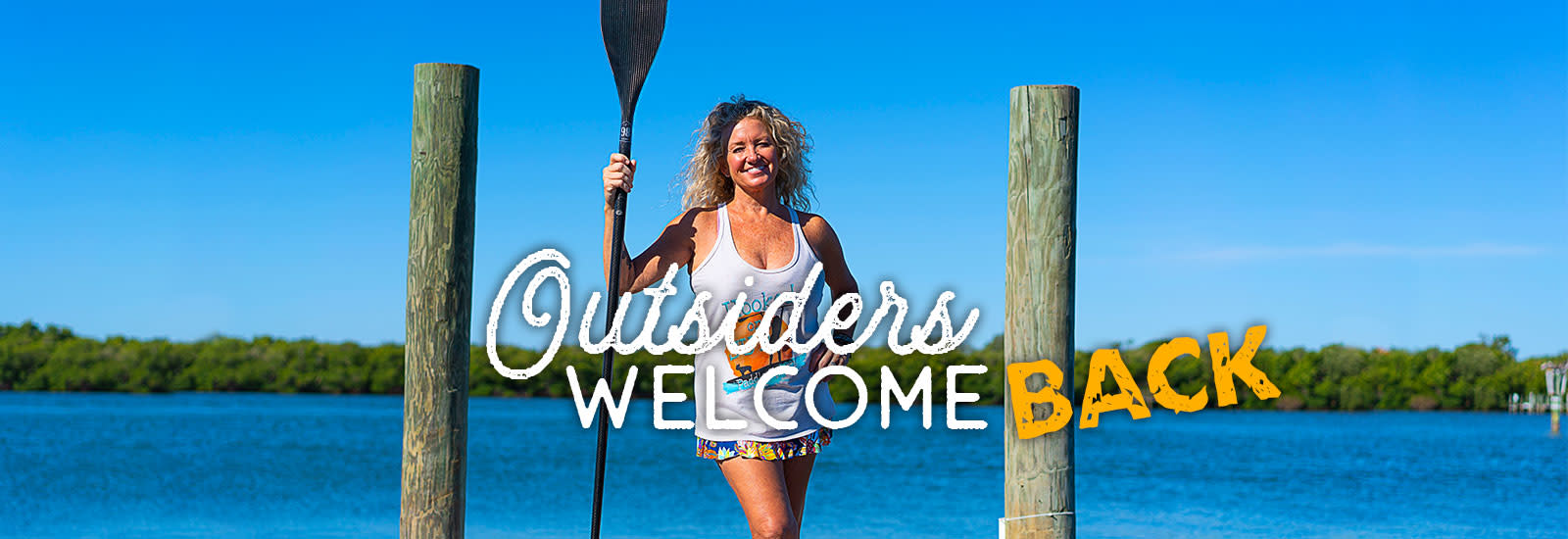 Outsiders Welcome