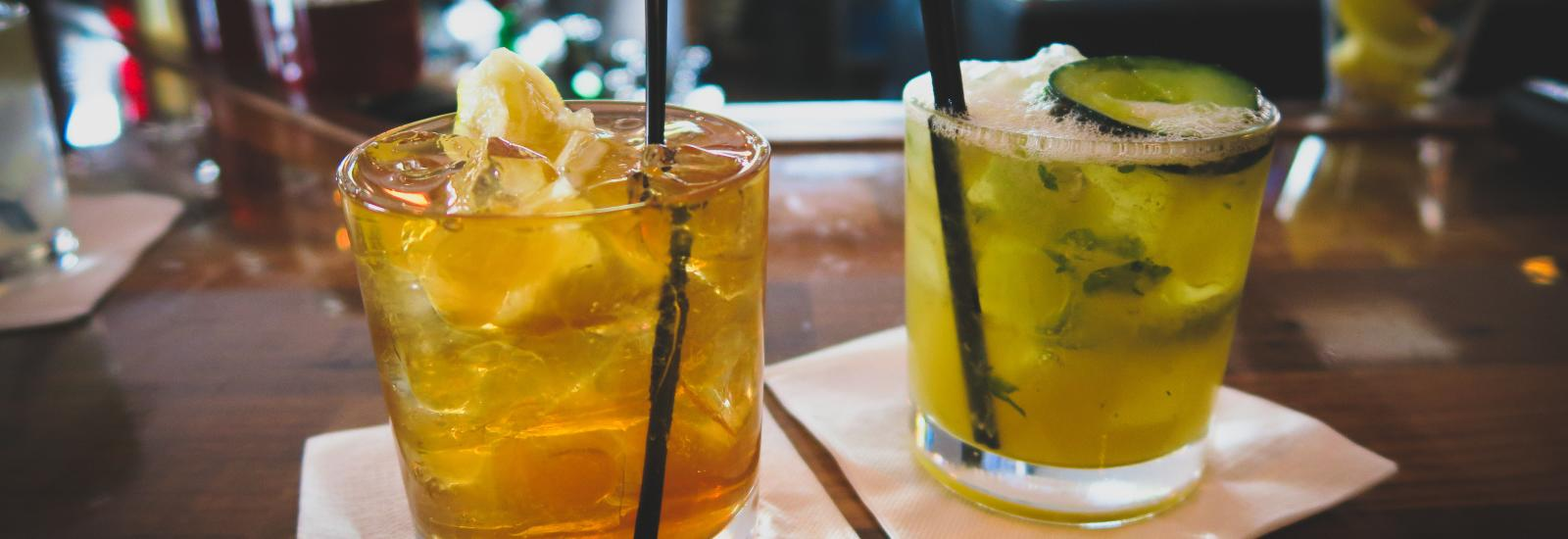 Libations: cocktails, wine, beer and spirits in Punta Gorda/Englewood Beach