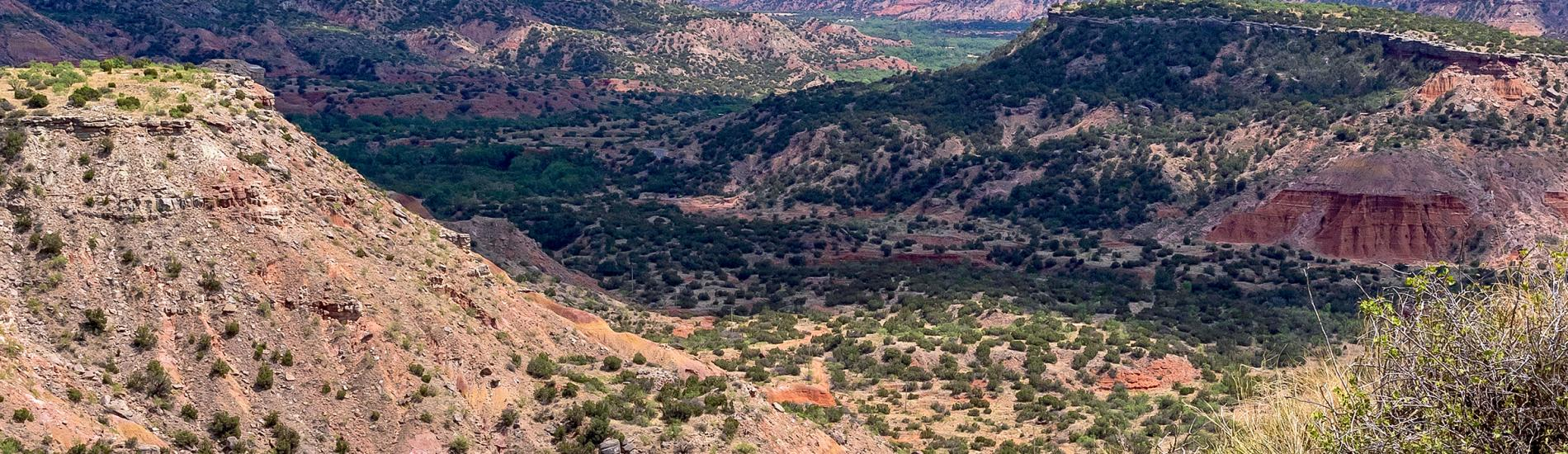 Premiere of the Panhandle: Texas State Parks