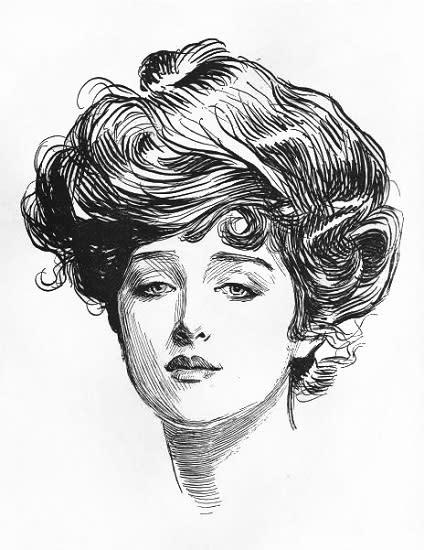 Gibson Girl by Charles Dana Gibson