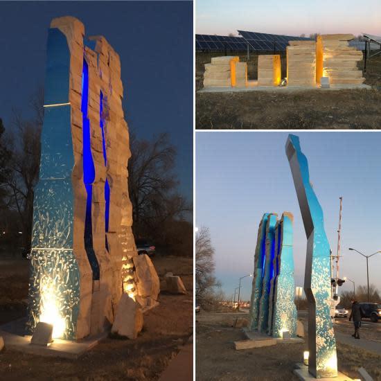 Mountain Openings Public Art