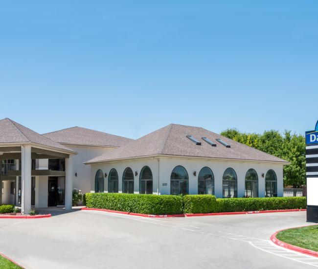 Days Inn Medical Center Exterior