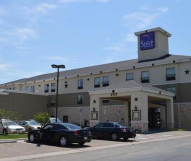 Sleep Inn West Medical Center Exterior