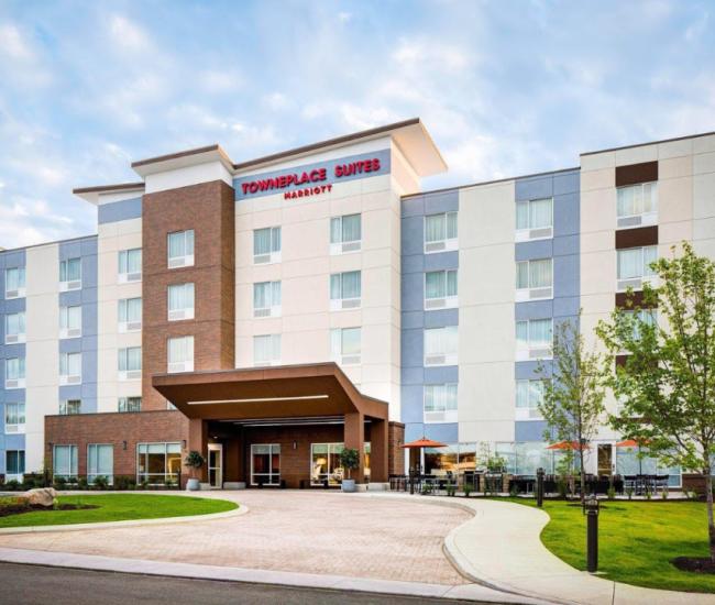 TownePlace Suites Amarillo West Exterior