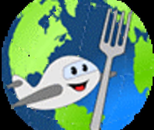 Travelling Foodie Logo