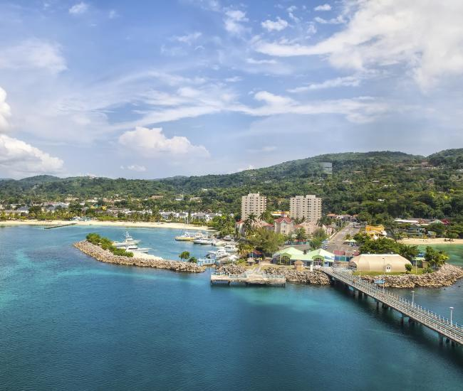 where is montego bay jamaica
