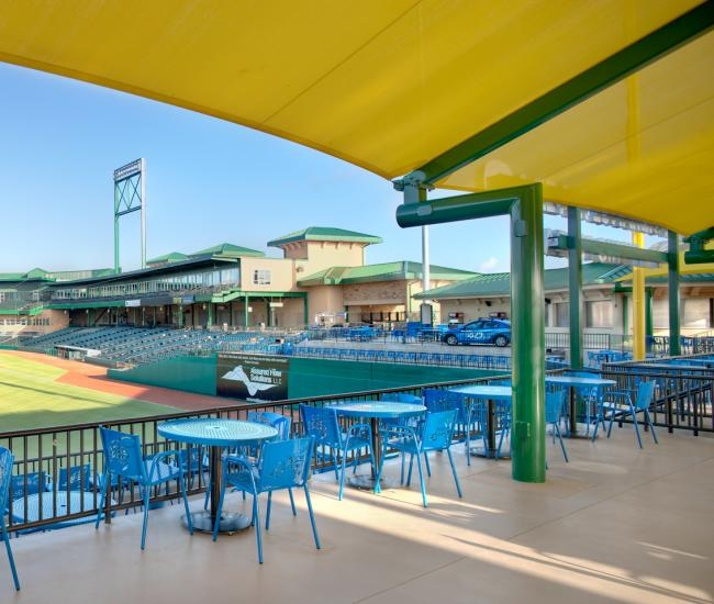 Outfield Seating View - Constellation Field - Other Event Facilities (Attractions)