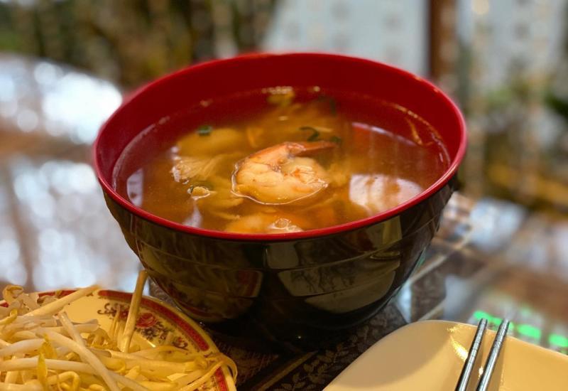 Soup from Burma Garden