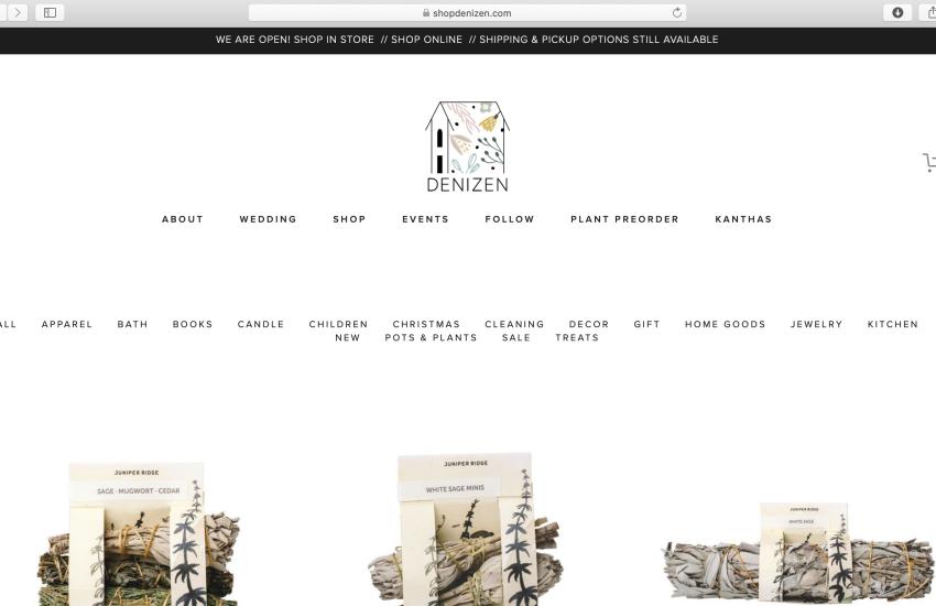 Denizen website