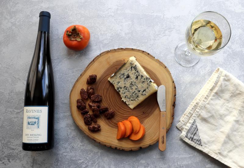 Ravines Wine and Cheese Pairing - Alexandra Jones