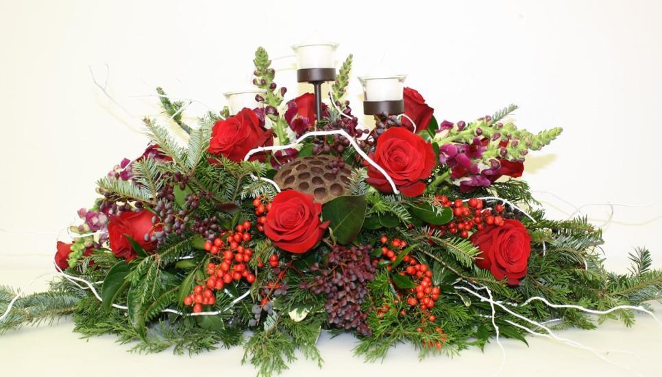 Brenda Abbott Flower Arrangement
