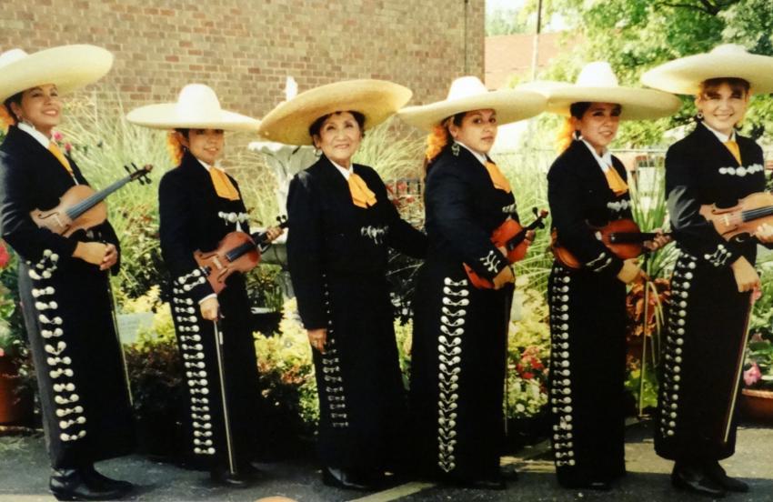 mariachi estrellas de topeka