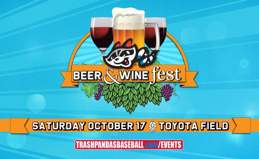Beer and Wine Fest at Toyota Field 2020
