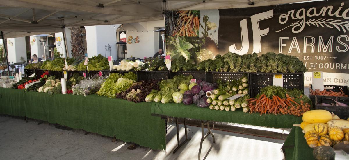 La Quinta Farmers Market Wellest