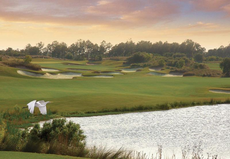 Fazio Course at Barefoot Resort, Myrtle Beach, SC