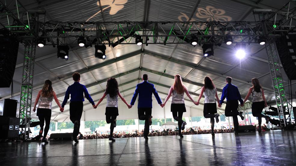 Summer Events in Dublin Dancing