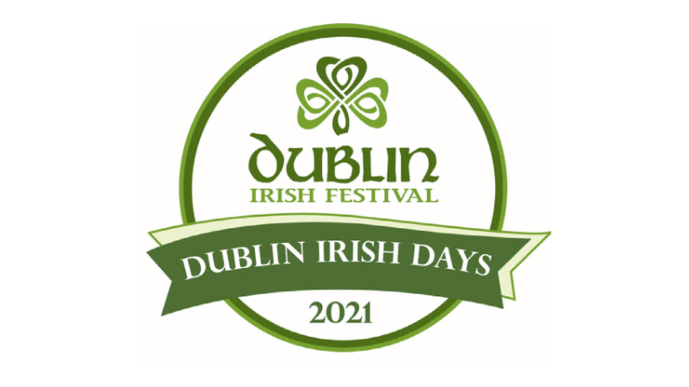 Dublin Irish Festival's Dublin Irish Days logo