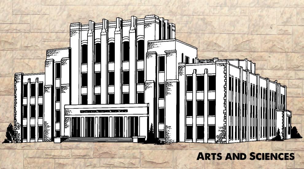 Arts and Sciences Building – UW Centennial Celebration, 1986