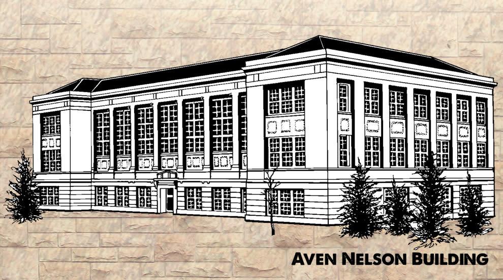 Aven Nelson Building – UW Centennial Celebration, 1986