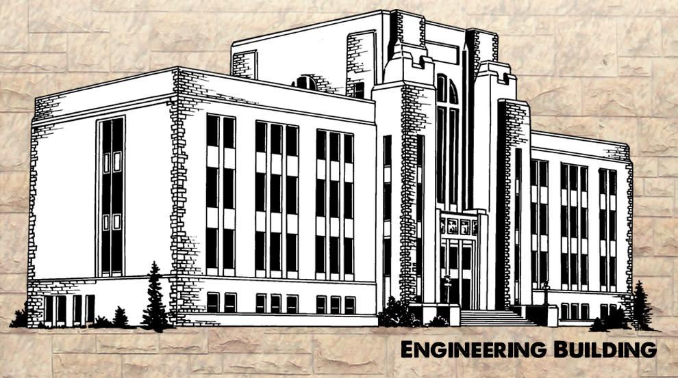 Engineering Building – UW Centennial Celebration, 1986