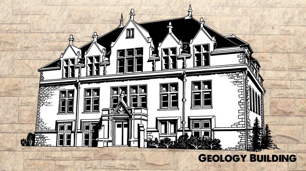 Geology Building – UW Centennial Celebration, 1986