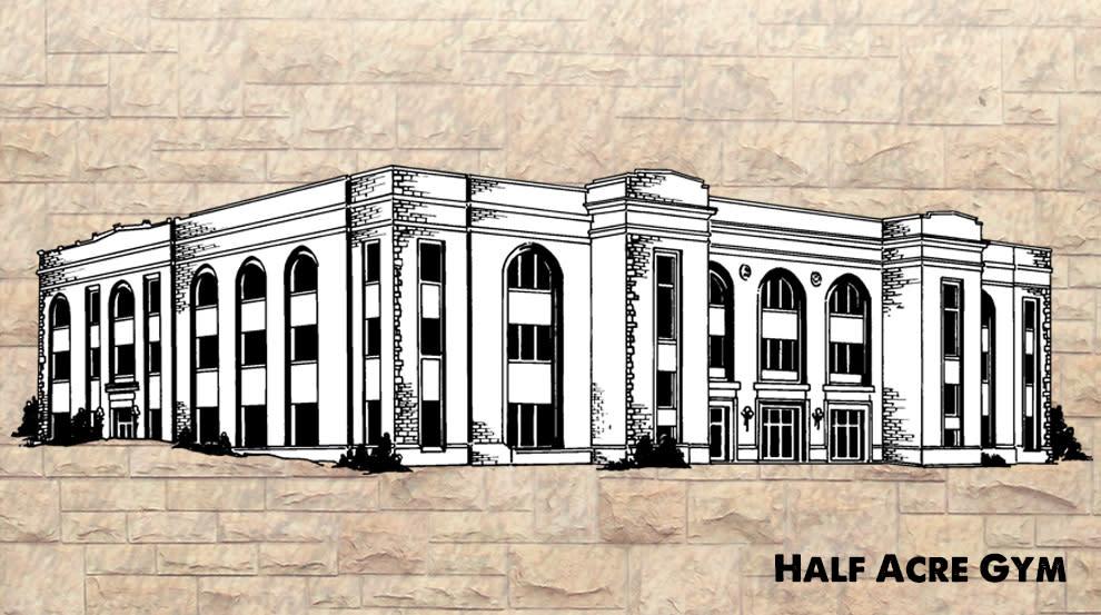 Half Acre Gym – UW Centennial Celebration, 1986