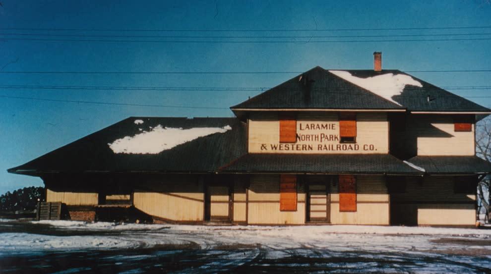 Fremont Street station, ca. 1951
