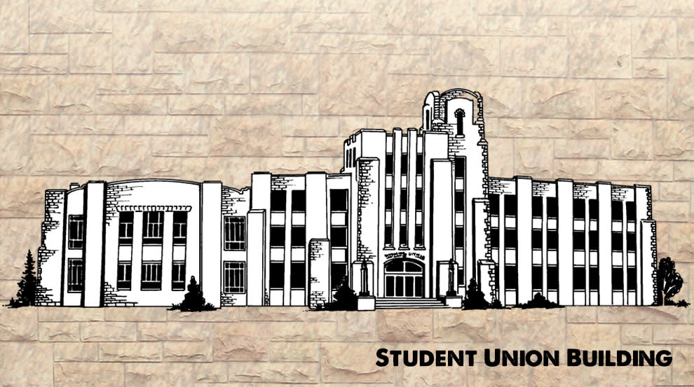 Student Union – UW Centennial Celebration, 1986