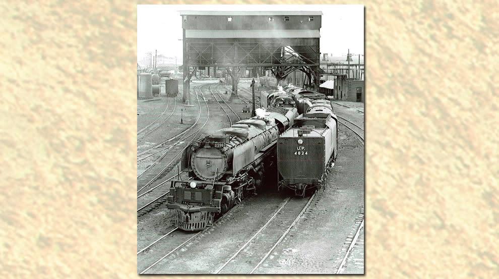 U.P. Challengers 3967 and 3950