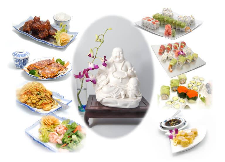 A selection from Szechuan Cafe