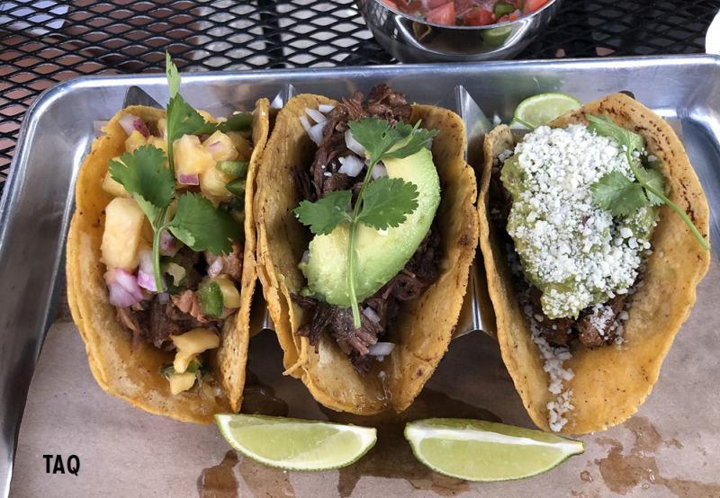 TAQ tacos