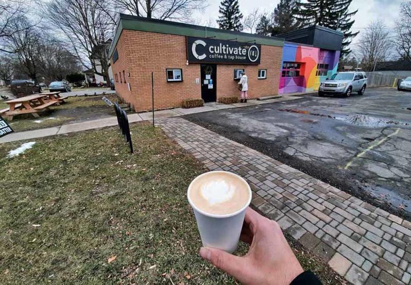 Cultivate Coffee: Ypsilanti, MI