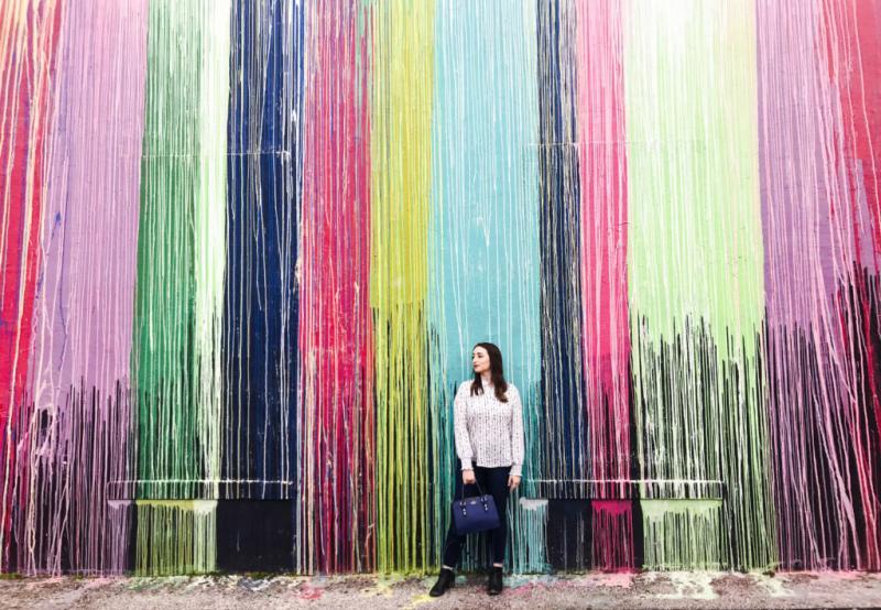 Montrose Paint Wall
