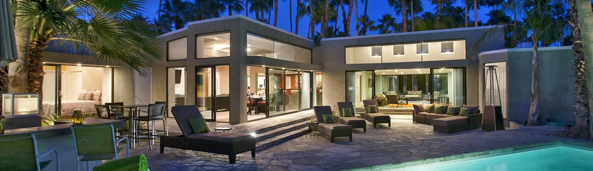 Vacation Home Rentals and Timeshares in Palm Springs