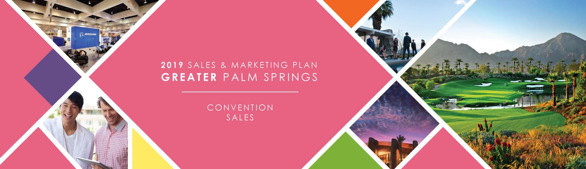 Convention Sales Header
