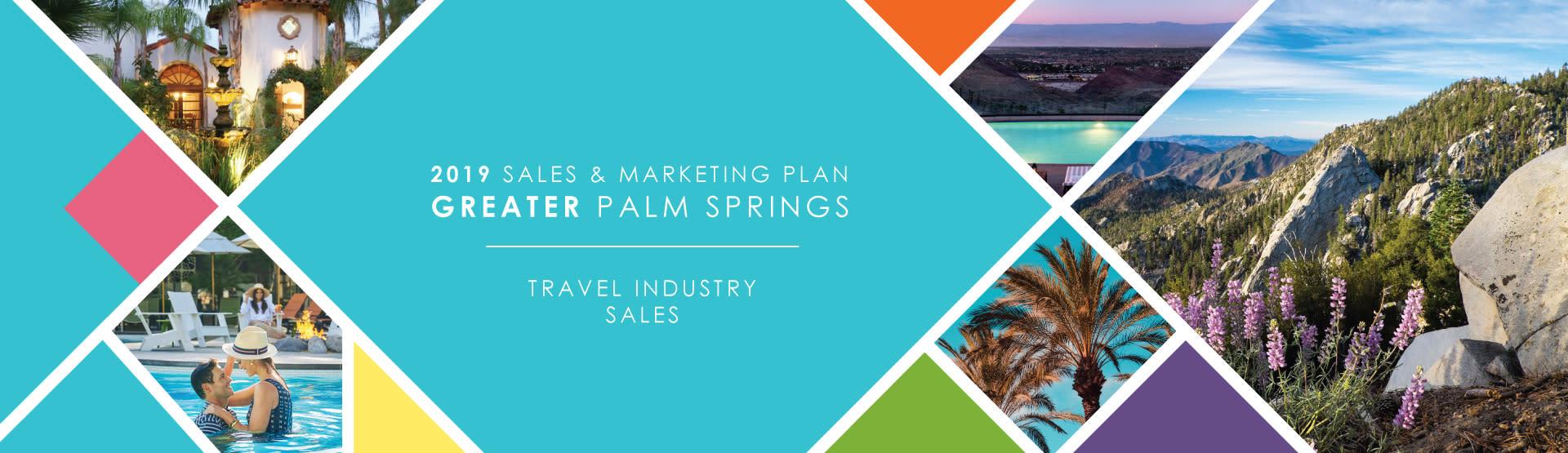 Travel Industry Sales Header