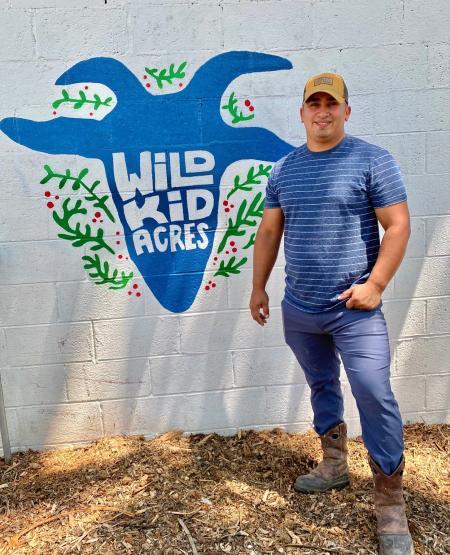 Gerardo Martinez of Wild Kid Acres