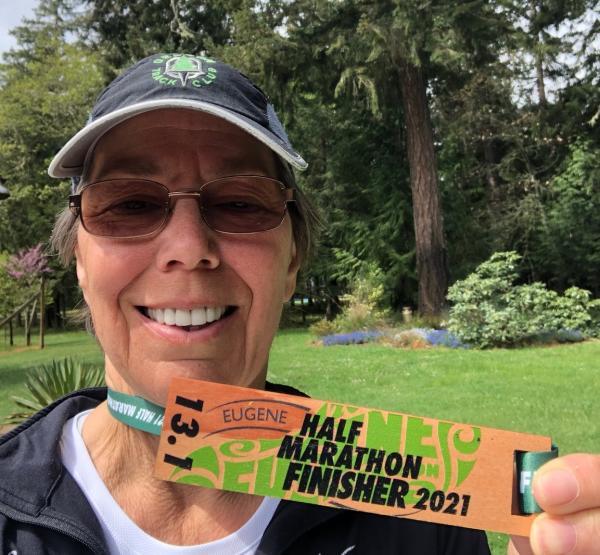 Kari Westlund Marathon