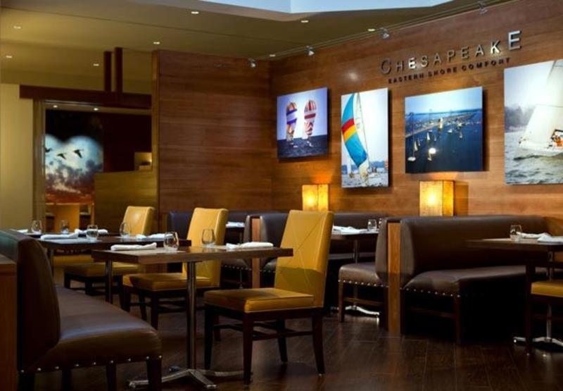BWI Airport Marriott Chesapeake Restaurant