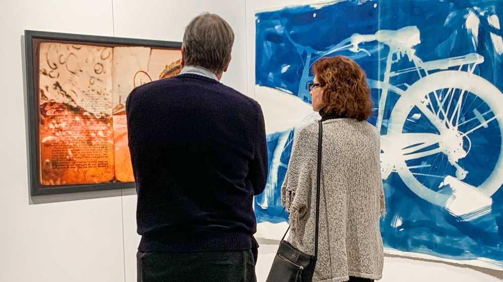 Wright Gallery Art Exhibit